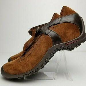Merrell Women Shoes Palza T Strap Size 9